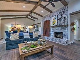Peaceful Cove On Lake Hamilton With Game Room! photos Exterior