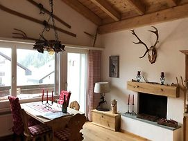 Semi-Attic In Laax, Direct Acces To Ski Lifts photos Exterior