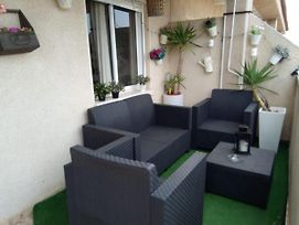 Wonderful Top Floor Apartment Ideally Located Between Sea And The City Center photos Exterior
