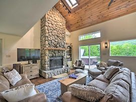 'The Mountain House' Windham Retreat With Hot Tub! photos Exterior
