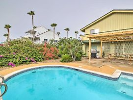 New! South Padre Island Oasis - Walk To The Beach! photos Exterior