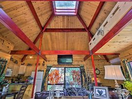 Strawberry/Pine Studio Cabin: Outdoor Oasis! photos Exterior