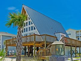 "Stunning ""A-Frame Oib"" W/ Hot Tub By The Beach Home photos Exterior"