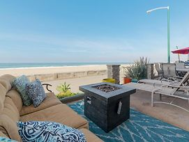 Oceanfront Condo With Private Patio On The Boardwalk! photos Exterior