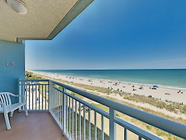 Beachfront Getaway W/ Pools, Hot Tubs & Lazy River Condo photos Exterior