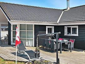 Three-Bedroom Holiday Home In Harboore 13 photos Exterior