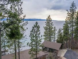 Stay Montana -Flathead Lake Bliss On The East Shore With Prime Beach Frontage photos Exterior
