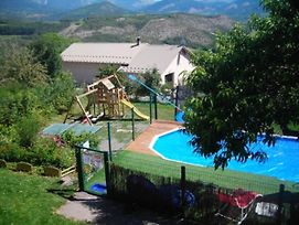 Apartment With 3 Bedrooms In Selonnet With Wonderful Mountain View Pool Access And Furnished Balcony 15 Km From The Beach photos Exterior