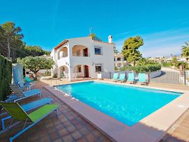 La Boniquessa - Sea View Villa With Private Pool In Benissa photos Exterior