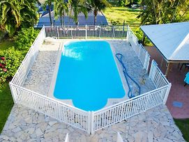 Apartment With One Bedroom In Sainte Anne With Private Pool Furnished Garden And Wifi 3 Km From The Beach photos Exterior