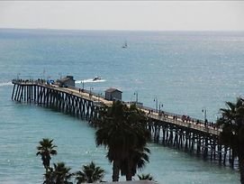Gorgeous View, Steps To Beach - San Clemente Pier Penthouse photos Exterior