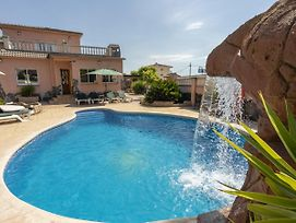 Premium Holiday Home In El Vendrell With Swimming Pool photos Exterior