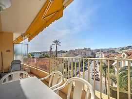 1 Bedroom - 6 Pax With Sea View, Just Off La Croisette, Very Quiet Environment photos Exterior