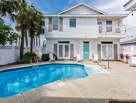Beach Blessings W/ Pool - 1.5 Blocks To Beach Home photos Exterior