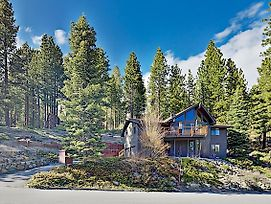 All-Suite Incline Village Home W/ Lake-View Deck Home photos Exterior