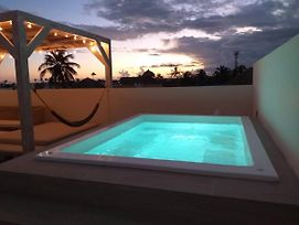 Luxurious Pent House Steps From The Beach D4 Los Corales Playa Bavaro photos Exterior