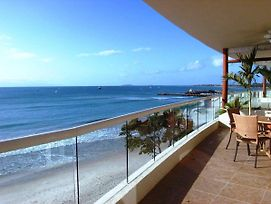 Absolute Beachfront Luxury Condo With Great Views photos Exterior