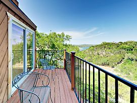 Updated 3Br Spicewood Cabin W/ Lake Views Cabin photos Exterior
