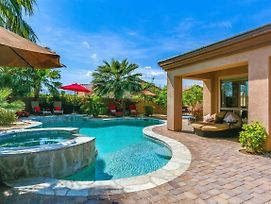Indio 4Br/4Ba Gated Montage At Santa W/ Pool, Spa & Nearby Golf Home photos Exterior