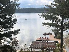 Stay Montana - Echo Lake House With Private Dock photos Exterior