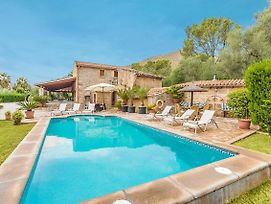 Port De Pollenca Villa Sleeps 6 Pool Wifi T400596 photos Exterior