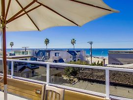 Spacious Family Beach Home! Includes Ac, Roof Deck, & Bbq photos Exterior