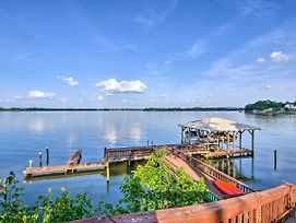 Waterfront Weiss Lake Getaway W/Dock & Patio! photos Exterior