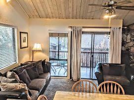 Three-Bedroom Premier Townhouse Unit #64 By Snow Summit Townhouses photos Exterior