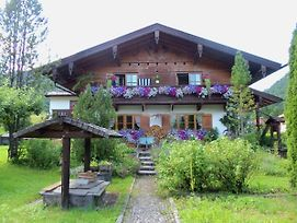 Cozy Apartmentnear Ski Area In Weissbach photos Exterior