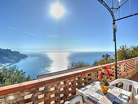 Ravello Villa Sleeps 5 Pool Air Con Wifi photos Exterior