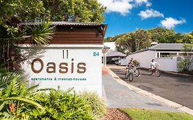 The Oasis Resort Byron Bay