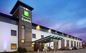 Holiday Inn Express Cambridge photos Exterior