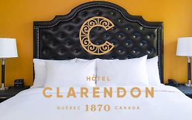Claredon Hotel Quebec City