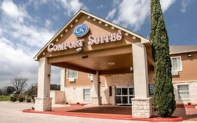 Comfort Suites New Braunfels Texas
