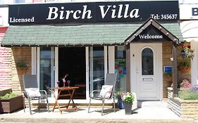 Birch Villa Hotel Blackpool