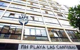 Nh Las Palmas Playa Las Canteras photos Exterior