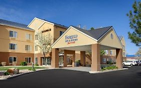 Fairfield Inn Suites Salt Lake City Airport