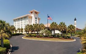 Myrtle Beach Hampton Inn Broadway at The Beach