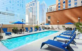 Hampton Inn Austin Texas Downtown