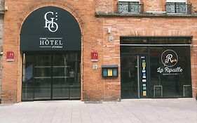 Grand Hotel Orleans Toulouse