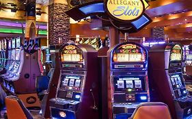 Allegany Casino And Hotel