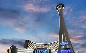 The Stratosphere Hotel in Las Vegas
