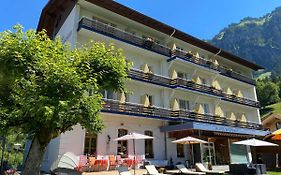 Hotel Brunner Wengen Switzerland