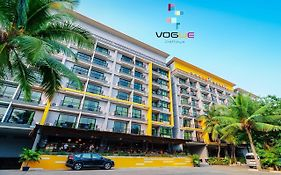 Vogue Pattaya Hotel 3*