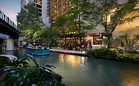 Hyatt Hotel Riverwalk San Antonio