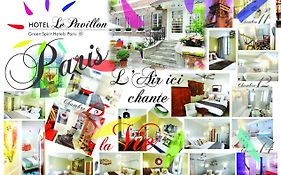 Hotel le Pavillon Paris
