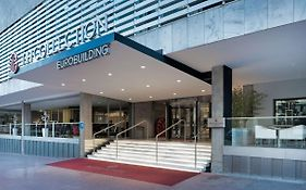 Nh Eurobuilding Hotel Madrid Spain