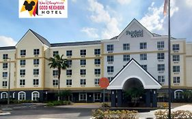 Fairfield Inn Suites Orlando Lake Buena Vista