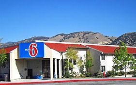 Motel 6 Lebec California
