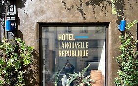 Hotel la Nouvelle Republique Paris